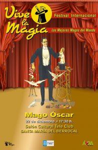 actuación de magia